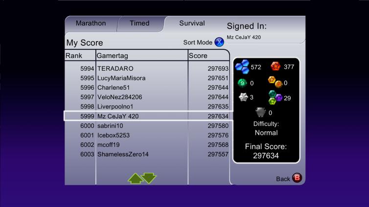 Hexic HD Screenshot 2