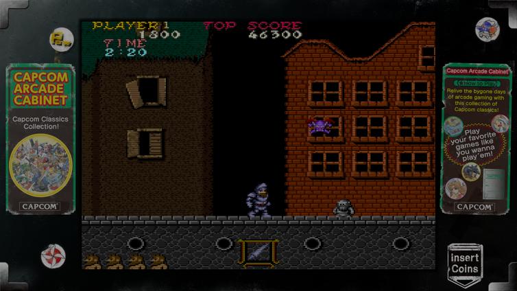 CAPCOM Arcade Cabinet Screenshot 3