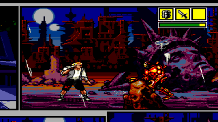Comix Zone Screenshot 4