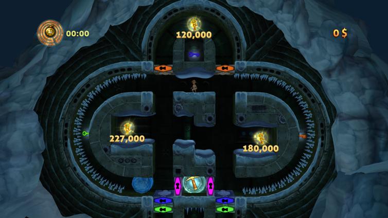 Lazy Raiders Screenshot 1