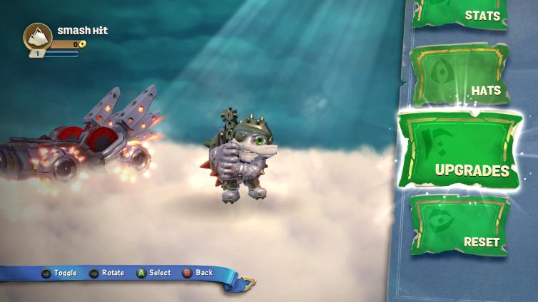 Skylanders SuperChargers Screenshot 1