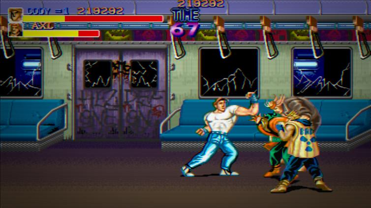 Final Fight: Double Impact Screenshot 1
