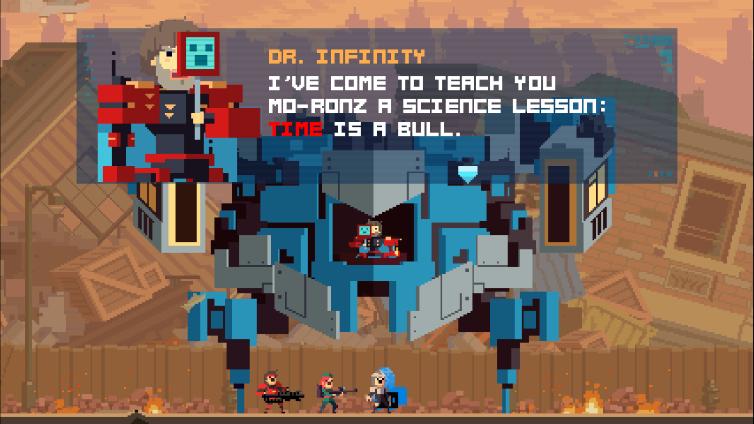 Super Time Force Screenshot 2
