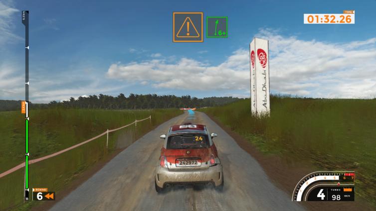 Sébastien Loeb Rally Evo Screenshot 4