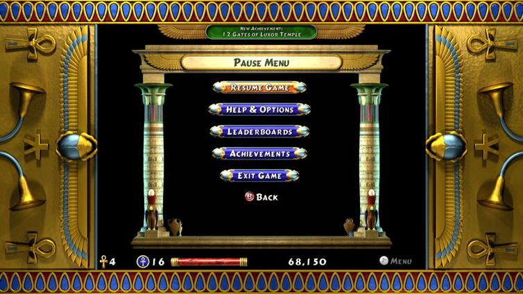 Luxor 2 Screenshot 1