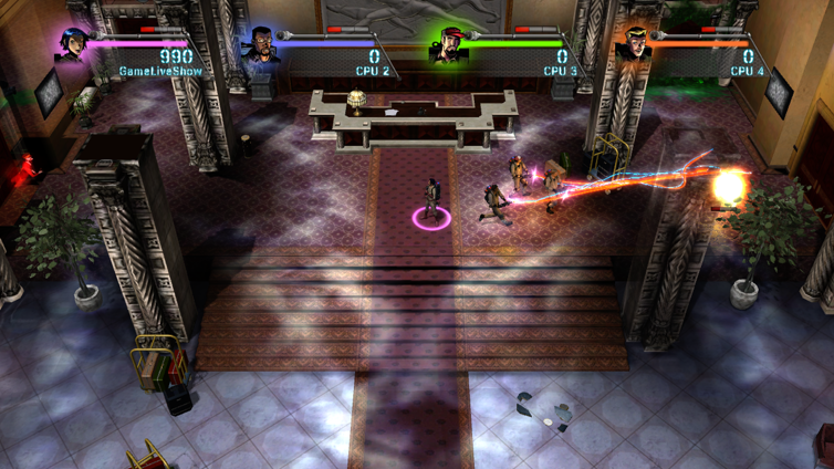 Ghostbusters: Sanctum of Slime Screenshot 1