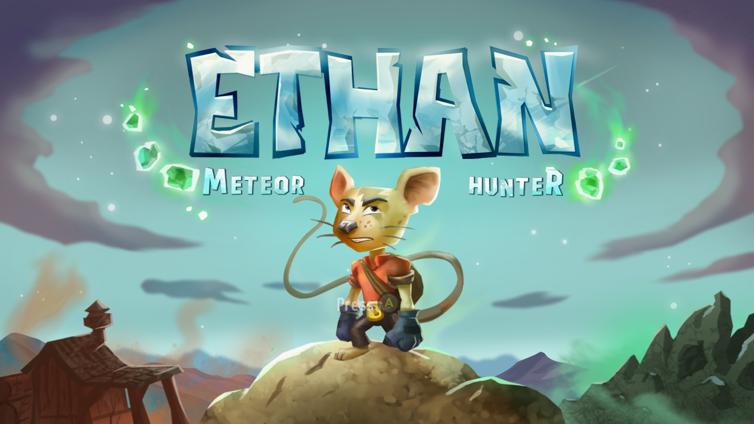 Ethan: Meteor Hunter Screenshot 2