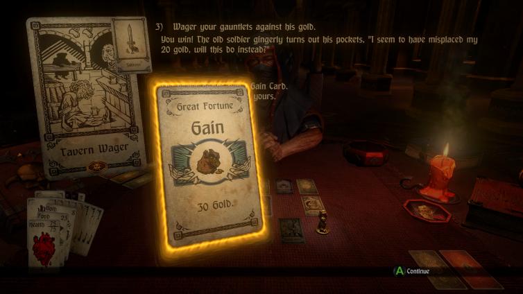 Hand of Fate Screenshot 3