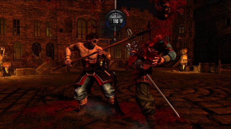 Deadliest Warrior: Legends Screenshot 2