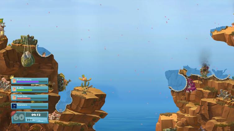Worms W.M.D. Screenshot 4