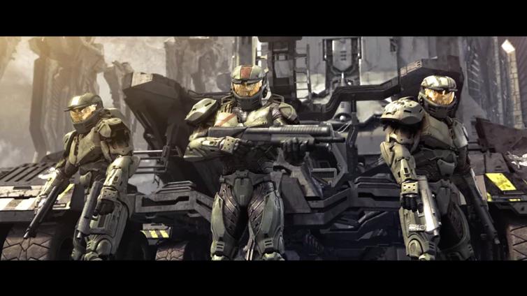 Halo Wars Screenshot 4