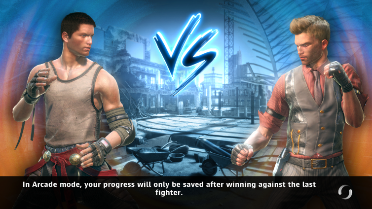 Fighter Within Screenshot 2