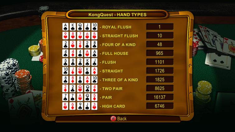 Texas Hold'em Screenshot 2