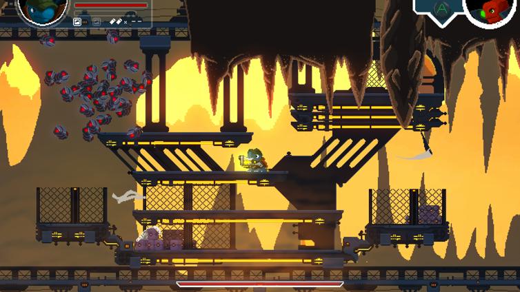 Dragon Bros Screenshot 2