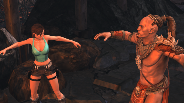Lara Croft and the Guardian of Light Screenshot 3