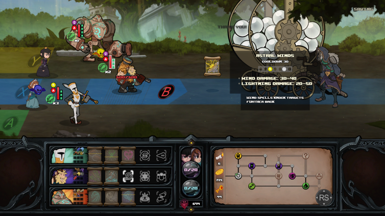 Has-Been Heroes Screenshot 4