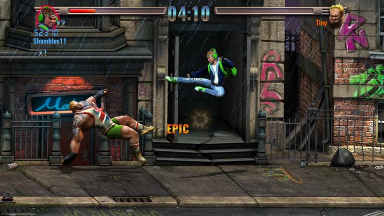 Raging Justice Screenshot 3