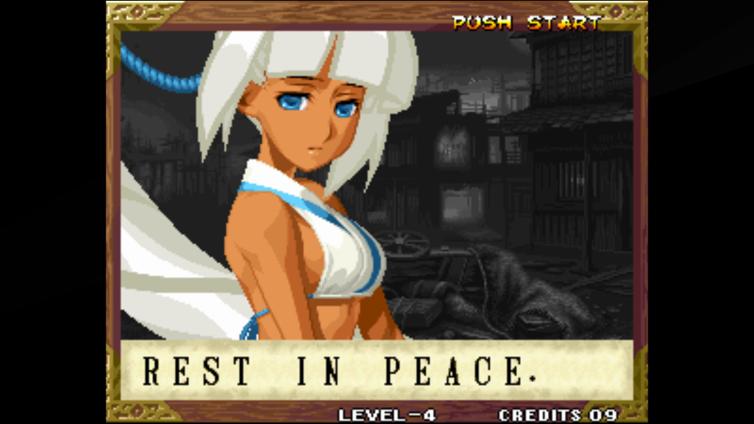 ACA NEOGEO SAMURAI SHODOWN V Screenshot 1