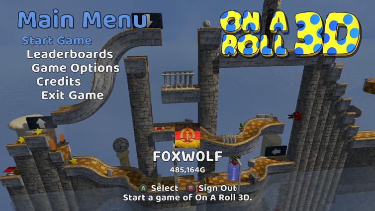On A Roll 3D Screenshot 3