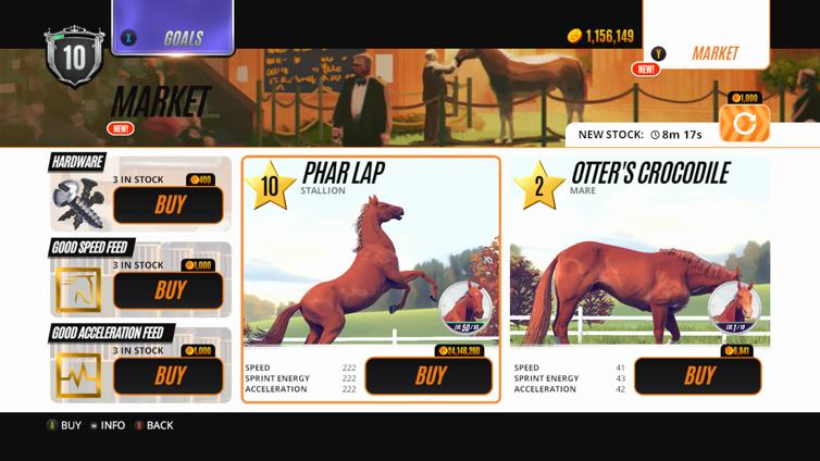 Phar Lap - Horse Racing Challenge Screenshot 4