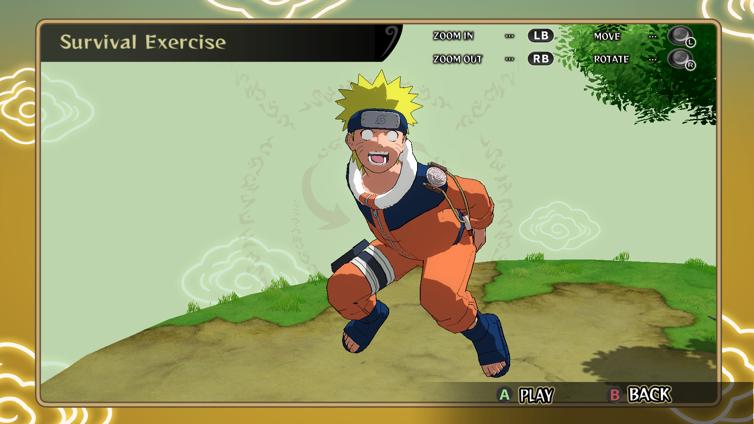 Naruto: Ultimate Ninja Storm Screenshot 3
