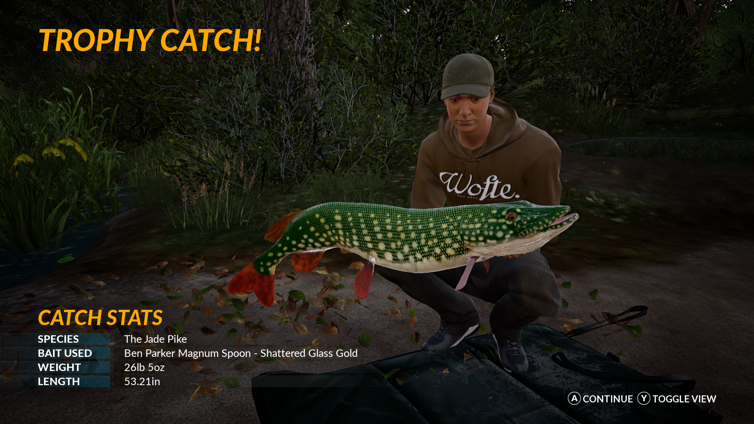 Fishing Sim World Screenshot 3