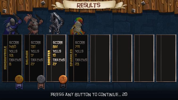 Knight Squad Screenshot 3