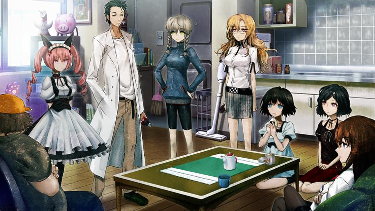 Steins;Gate: Senkei Kousoku no Phenogram Screenshot 3