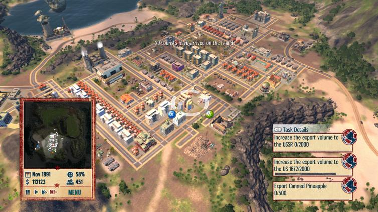 Tropico 4 Screenshot 4