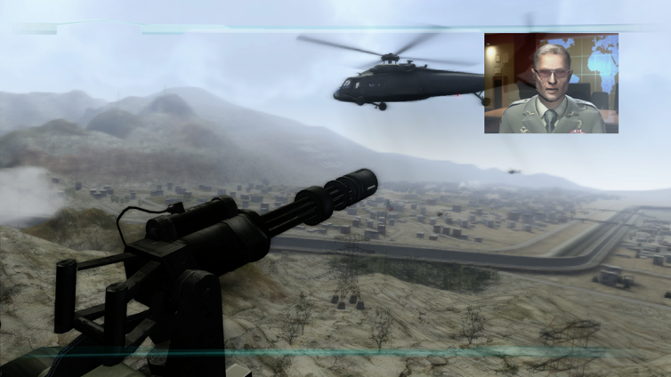 Tom Clancy's Ghost Recon Advanced Warfighter 2 Screenshot 2