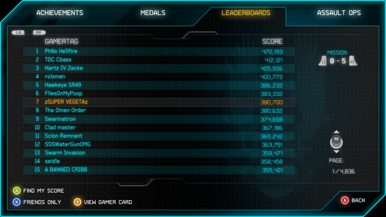 Halo: Spartan Assault (Xbox 360) Screenshot 4