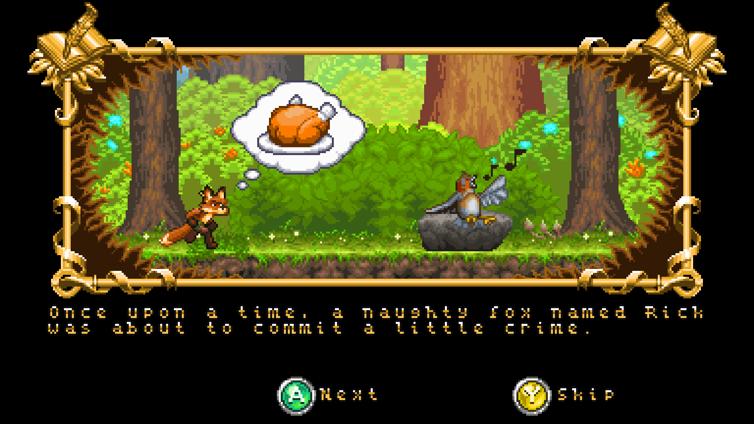 Fox n Forests Screenshot 1