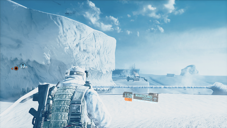 Tom Clancy's Ghost Recon: Future Soldier Screenshot 2