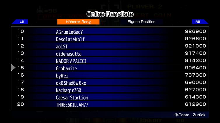 ACA NEOGEO ALPHA MISSION II Screenshot 3