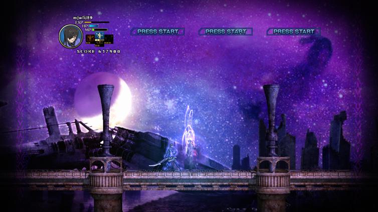 Moon Diver Screenshot 3