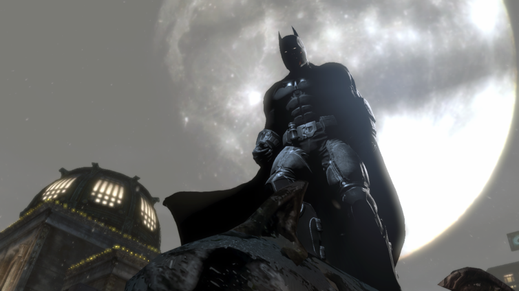Batman: Arkham Origins Screenshot 1