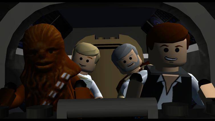 LEGO Star Wars II: The Original Trilogy Screenshot 4