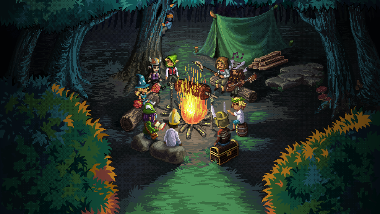 Knights of Pen & Paper 2 Deluxiest Edition Screenshot 3