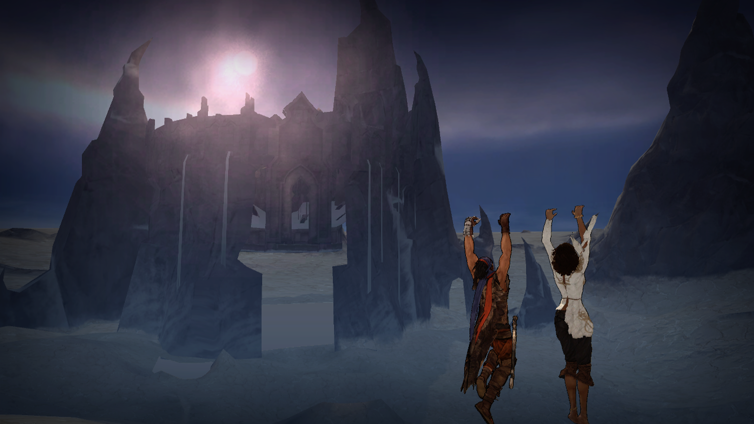 Prince of Persia Screenshot 4