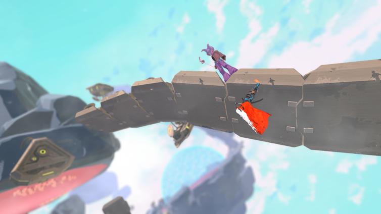 Furi Screenshot 4