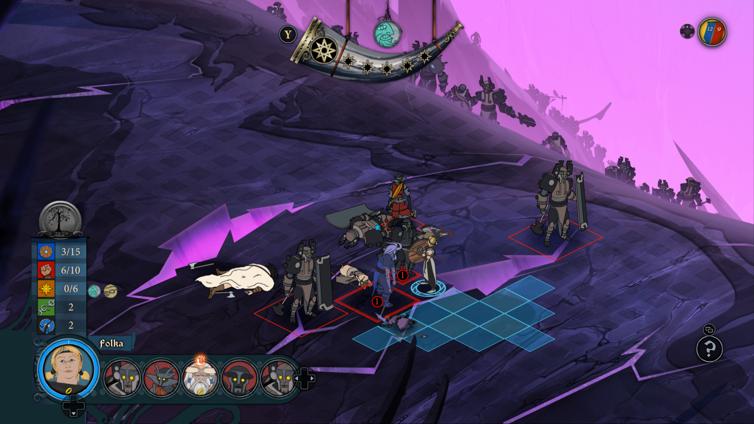 The Banner Saga 2 Screenshot 4