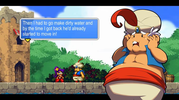 Shantae and the Pirate's Curse Screenshot 4