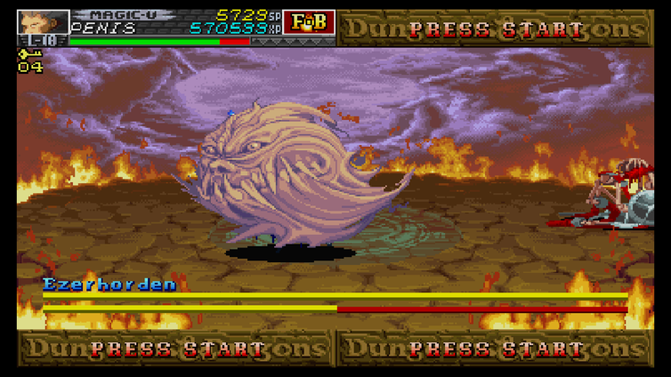 Dungeons & Dragons: Chronicles of Mystara Screenshot 3