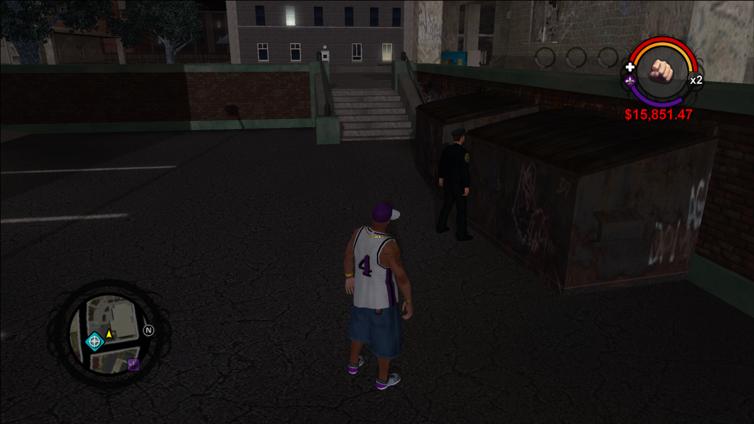 Saints Row Screenshot 3