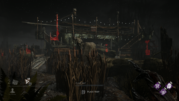 All Aboard Achievement in Dead by Daylight