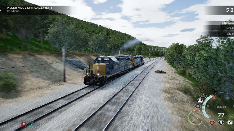 Train Sim World: CSX Heavy Haul (Win 10) Screenshot 1