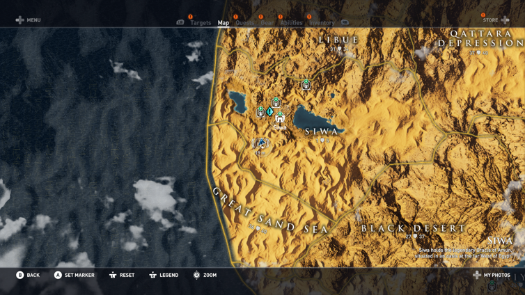 Stargazer Achievement In Assassin S Creed Origins