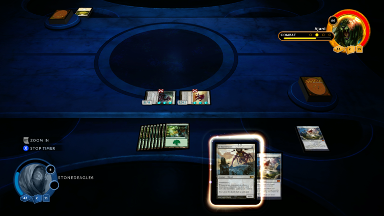 Magic 2014 - Duels of the Planeswalkers Screenshot 4