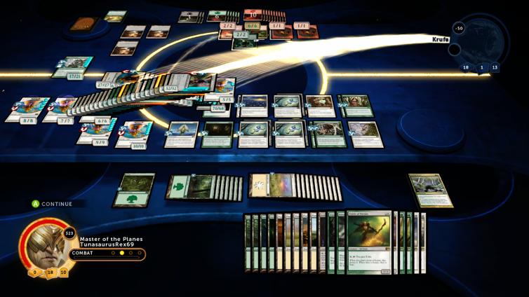 Magic 2014 - Duels of the Planeswalkers Screenshot 3