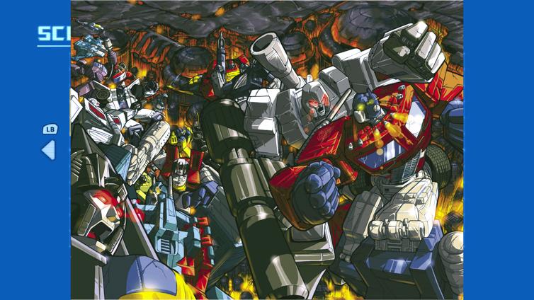 Transformers: Devastation Screenshot 4
